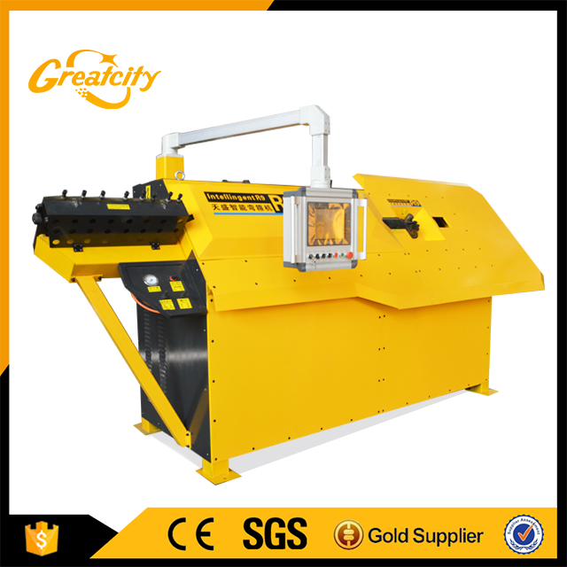 Автоматическая машина для гибки арматуры greatcity machinery cnc для продажи